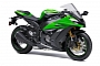 2014 Kawasaki Ninja ZX-10R Looks Really Sleek, Prices Announced [Photo Gallery]