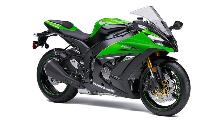 2014 Kawasaki Ninja ZX-10R Looks Really Sleek, Prices Announced ...