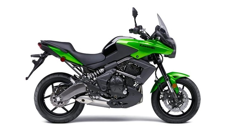 2014 Kawasaki Versys ABS Unwrapped [Photo Gallery]