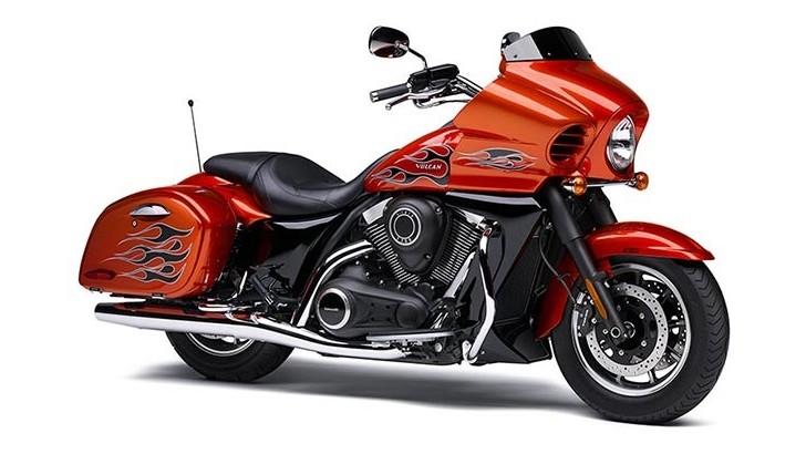 2014 Kawasaki Vulcan 1700 Vaquero ABS SE Price Revealed - autoevolution