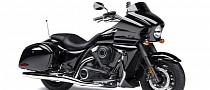 2014 Kawasaki Vulcan 1700 Vaquero, the Black and Evil Japanese Bagger