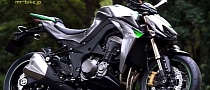 2014 Kawasaki Z1000 Real-Life Pics and Video Leaked [Photo Gallery][Video]
