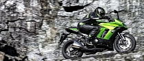 2014 Kawasaki Z1000SX Shows Awesome Street Pride [Photo Gallery]