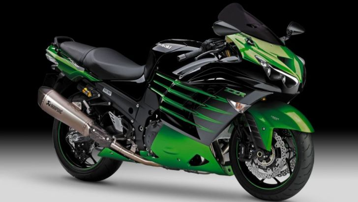 2014 Kawasaki ZZR 1400 Performance Sport Shows Up, Drool Mode ...