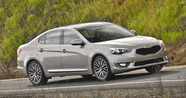 2014 Kia Cadenza Pricing Announced