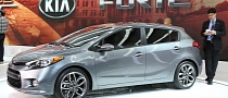 2014 Kia Forte 5-Door Debuts With 201HP Turbo GDI [Video] [Photo Gallery]