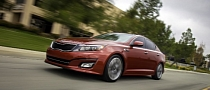 2014 Kia Optima Starts at $22,300