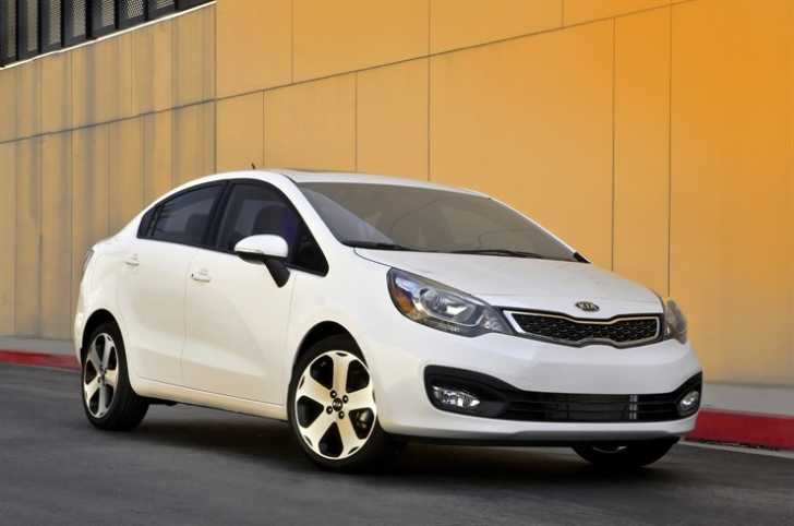 2014 Kia Rio Sedan US Pricing Announced