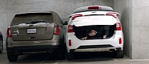 2014 Kia Sorento Parking Commercial: Like a Glove [Video]