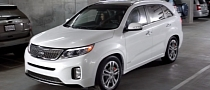 2014 Kia Sorento Recalled Over Potential Front Axle Failures