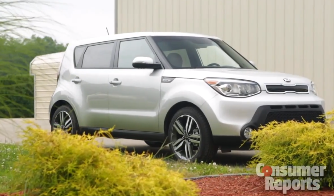 2014 Kia Soul Reviewed by Consumer Reports - autoevolution