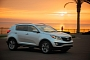 2014 Kia Sportage Facelift Released [Photo Gallery]