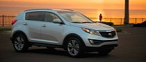 2014 Kia Sportage Priced from $22,450