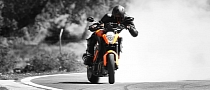 2014 KTM 1290 Super Duke R Official Action Video and McWilliams Extreme Riding [Video]