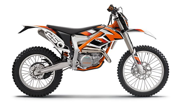2014 KTM Freeride 250 R Makes Appearance, Price Available [Photo Gallery]