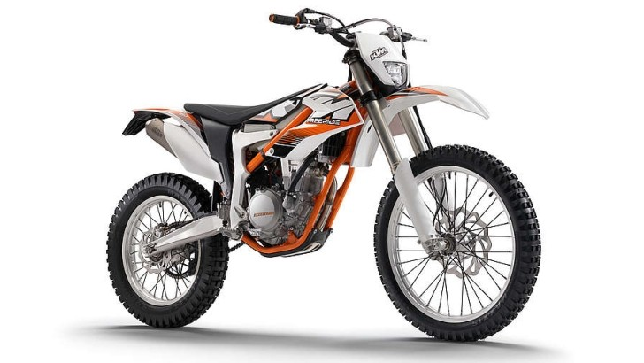 2014 KTM Freeride 350 Is Lighter and Better [Photo Gallery]