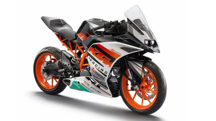2014 KTM RC125, RC200 and RC390 Pics Leaked, Prices Expected [Photo Gallery]