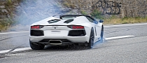 2014 Lamborghini Aventador Roadster Tested