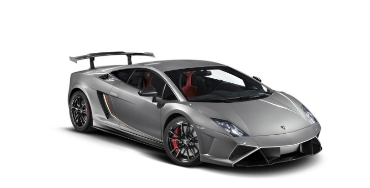 2014 Lamborghini Gallardo LP 570-4 Squadra Corse Is Here