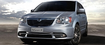 2014 Lancia Voyager S Revealed Ahead of Frankfurt Debut