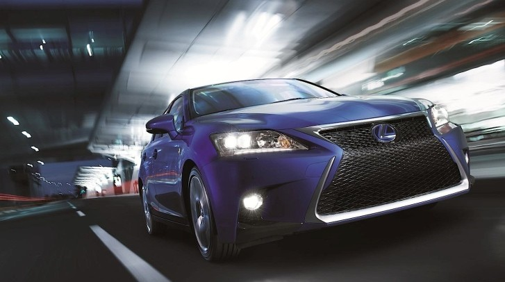 2014 Lexus CT 200h Official Specs Released [Photo Gallery]
