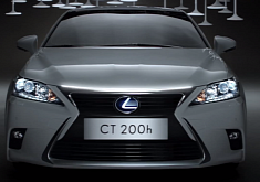 2014 Lexus CT 200h Revealed in New Clip [Video]