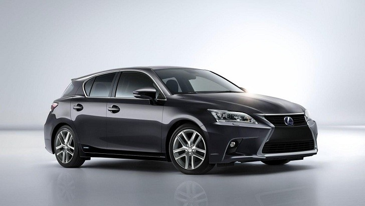 2014 Lexus CT 200h US Price Revealed