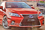 2014 Lexus CT 200h With Spindle Grille