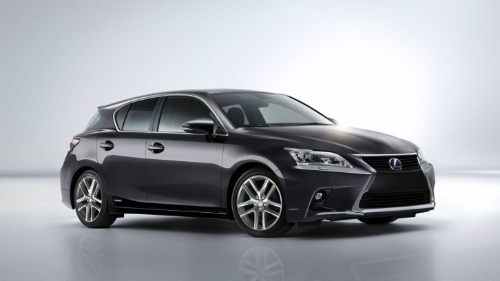 2014 Lexus CT US Specs Revealed