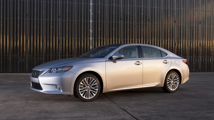 2014 Lexus ES 350 US Specs Released