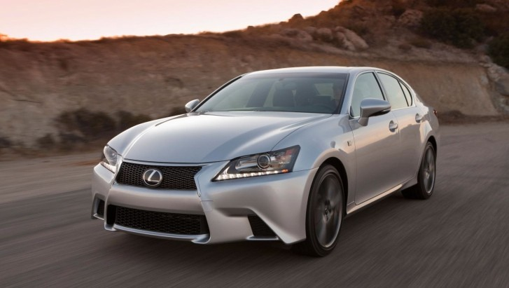 2014 Lexus GS 350 Brings both Luxury and Sportiness