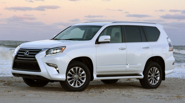 2014 Lexus GX 460 Tested by Autoblog - autoevolution