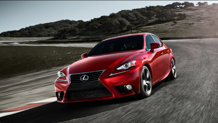 2014 lexus is 350 awd first test at motor trend. Black Bedroom Furniture Sets. Home Design Ideas