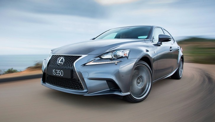 2014 Lexus IS 350 F Sport Drove by Cars Guide