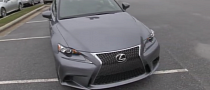 2014 Lexus IS 350 F Sport In Depth Review and Walkaround [Video]