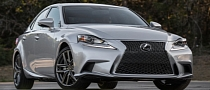 2014 Lexus IS Became Canada's Best Luxury Car under $50,000