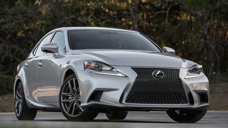 2014 Toyota Corolla Configurations >> 2014 Lexus IS Became Canada's Best Luxury Car under $50,000 - autoevolution