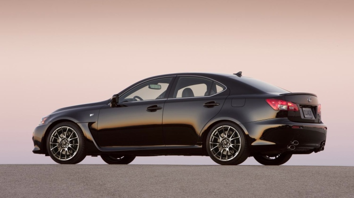 2014 Lexus IS F Specs Released - autoevolution