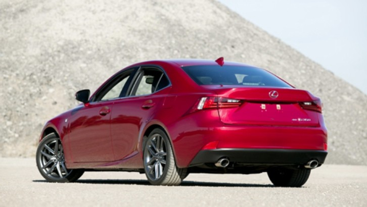2014 Lexus IS F-Sport Tested on KickingTires