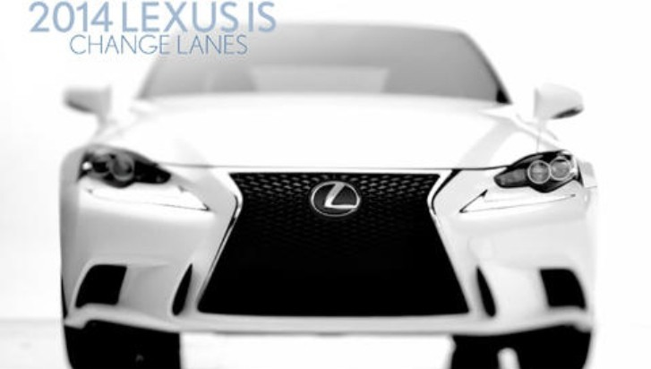 2014 Lexus IS Gets iPad App