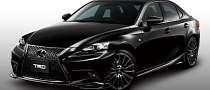 2014 Lexus IS Gets TRD Aerodynamic and Handling Kit [Photo Gallery]
