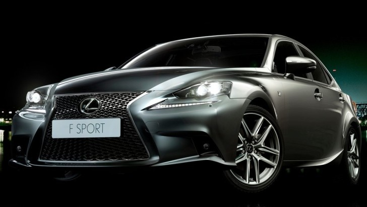 2014 Lexus IS Named Car of the Year by Esquire
