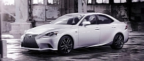 2014 Lexus IS Officially Unveiled [Photo Gallery]