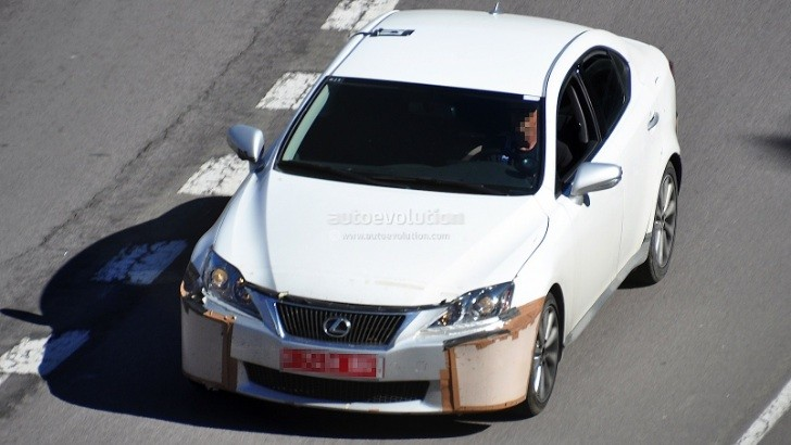 2014 Lexus IS to Debut in Detroit?