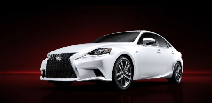 2014 Lexus IS US Pricing Announced [Photo Gallery]