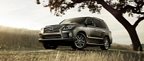 2014 Lexus LX 570 in Top 10 Luxury SUVs by autoMedia