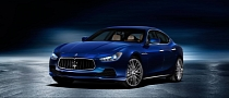 "2014 Maserati Ghibli Looks Stunning in ""Blu Emozione"" [Photo Gallery]"