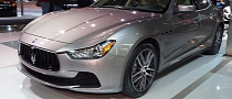 2014 Maserati Ghibli Makes North American Debut in LA [Live Photos]