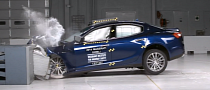 2014 Maserati Ghibli Named IIHS Top Safety Pick [Video]