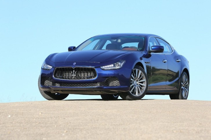 2014 Maserati Ghibli Pics Aplenty [Photo Gallery]